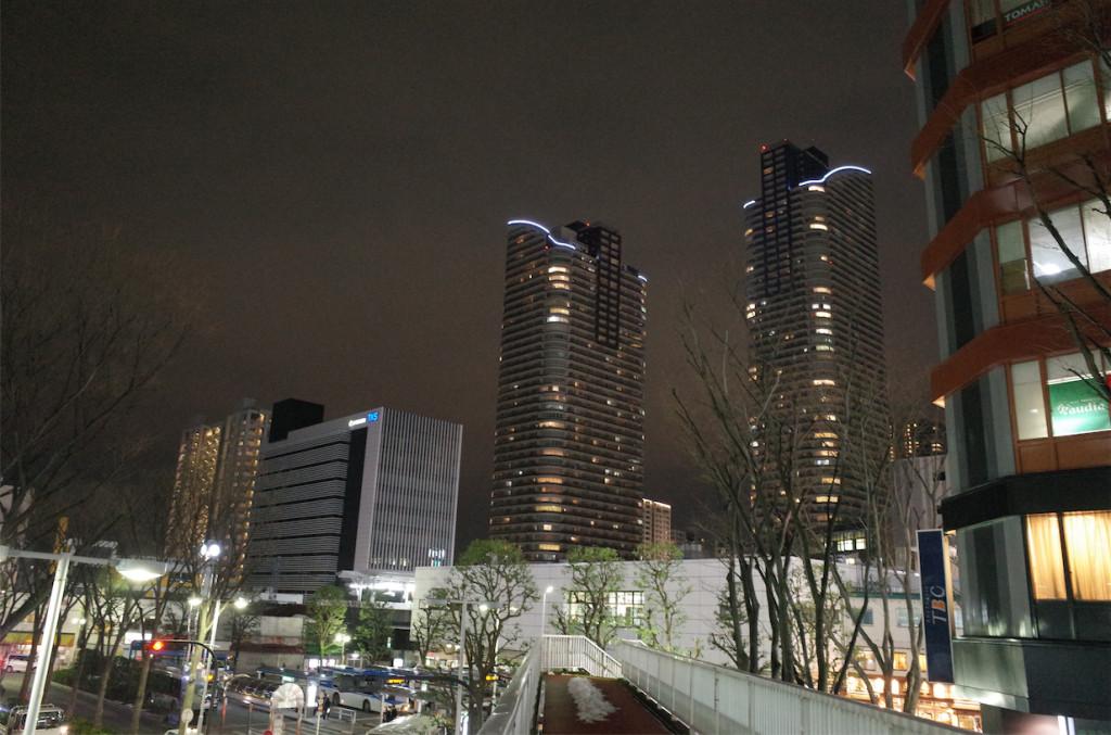Ricoh GRで夜景撮影したら、クオリティの高さに驚いた!
