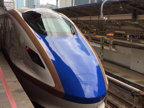 金沢へ旅行しています。(1日目)