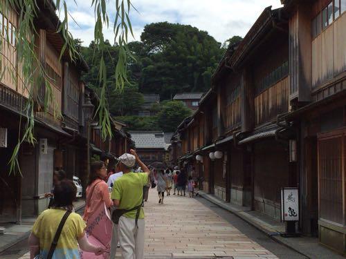 金沢へ旅行しています。(最終日)